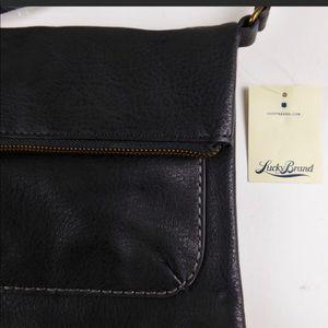 Leather Lucky Brand Crossbody